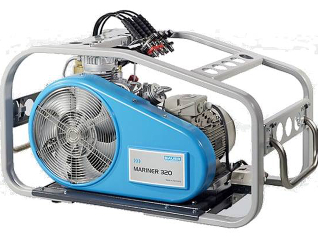 HP Air Compressor